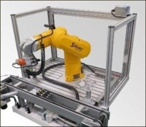 Formation Robots STÄUBLI : exploitation et maintenance électrique CS9