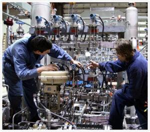 Formation technique et maintenance de l'instrumentation