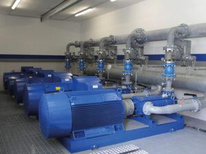 Formation maintenance d'une installation de pompage