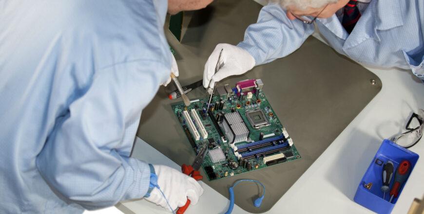 Formation Composants et principes d'une installation process