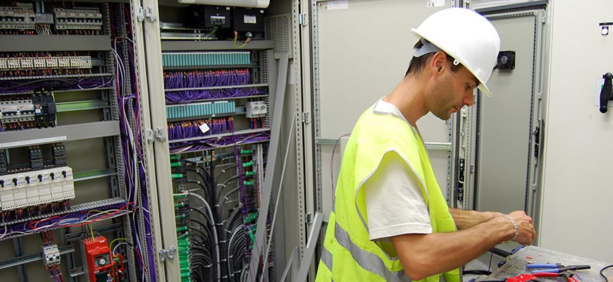 formation gestion des installations électriques industrielles basse tension