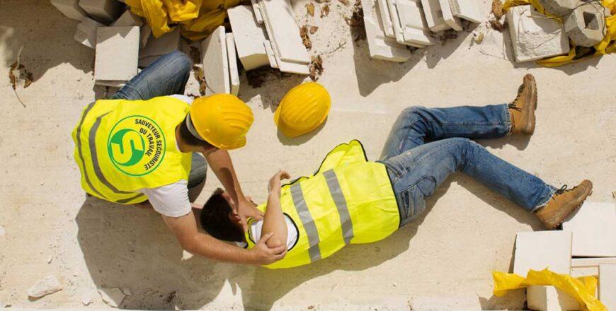 Formation Sauveteur secouriste du travail STT