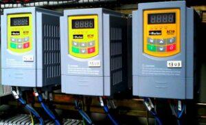 Variateurs de vitesse - Généralités - Moteur à courant alternatif
