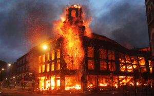 Formation Sécurité incendie des structures métalliques et mixtes