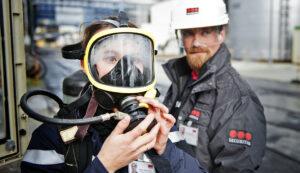 Formation ARI : Utiliser un appareil respiratoire isolant