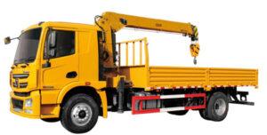 Formation Conduite en sécurité des grues auxiliaires sur camion