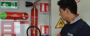 Formation Évacuation incendie : guide file et serre file