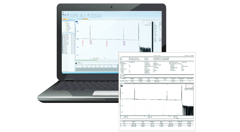 Formation FiberCable - Analyse et reporting des mesures optiques